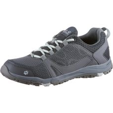 Jack Wolfskin Activate Low Multifunktionsschuhe Damen tarmac grey