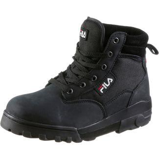 FILA Grunge Mid Boots Damen black