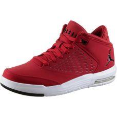 Nike JORDAN FLIGHT ORIGIN 4 Sneaker Herren gym red-black-pure platinum