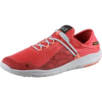 Jack Wolfskin Seven Wonders Packer Low Multifunktionsschuhe Damen hot coral