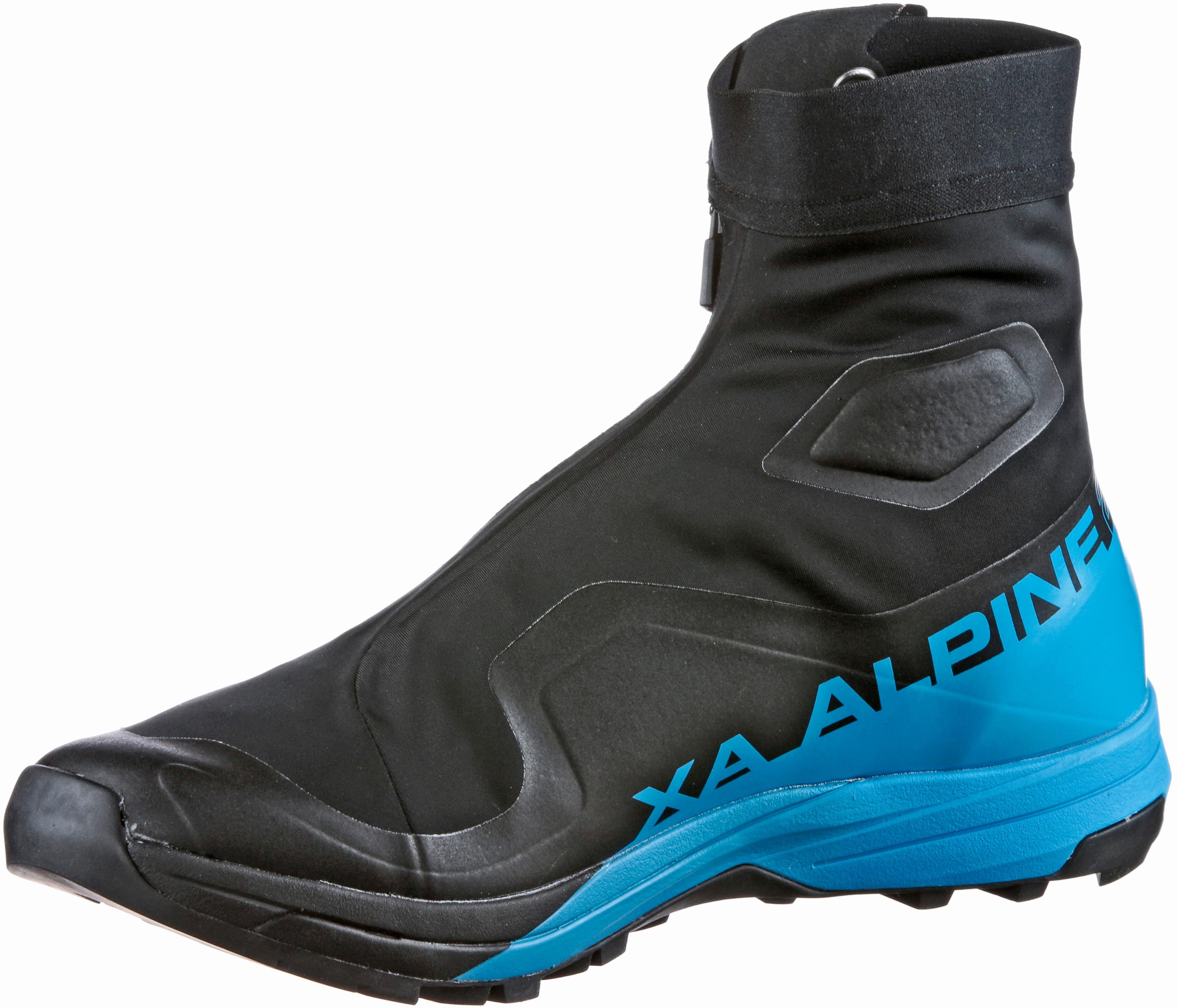 Salomon SLAB XA ALPINE 2 Trailrunning Schuhe black transcend blue racing red im Online Shop von SportScheck kaufen