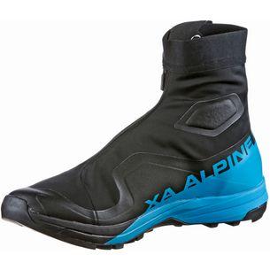 Salomon S LAB XA ALPINE 2 Mountain Running Schuhe black-transcend  blue-racing 3ad8a040b2
