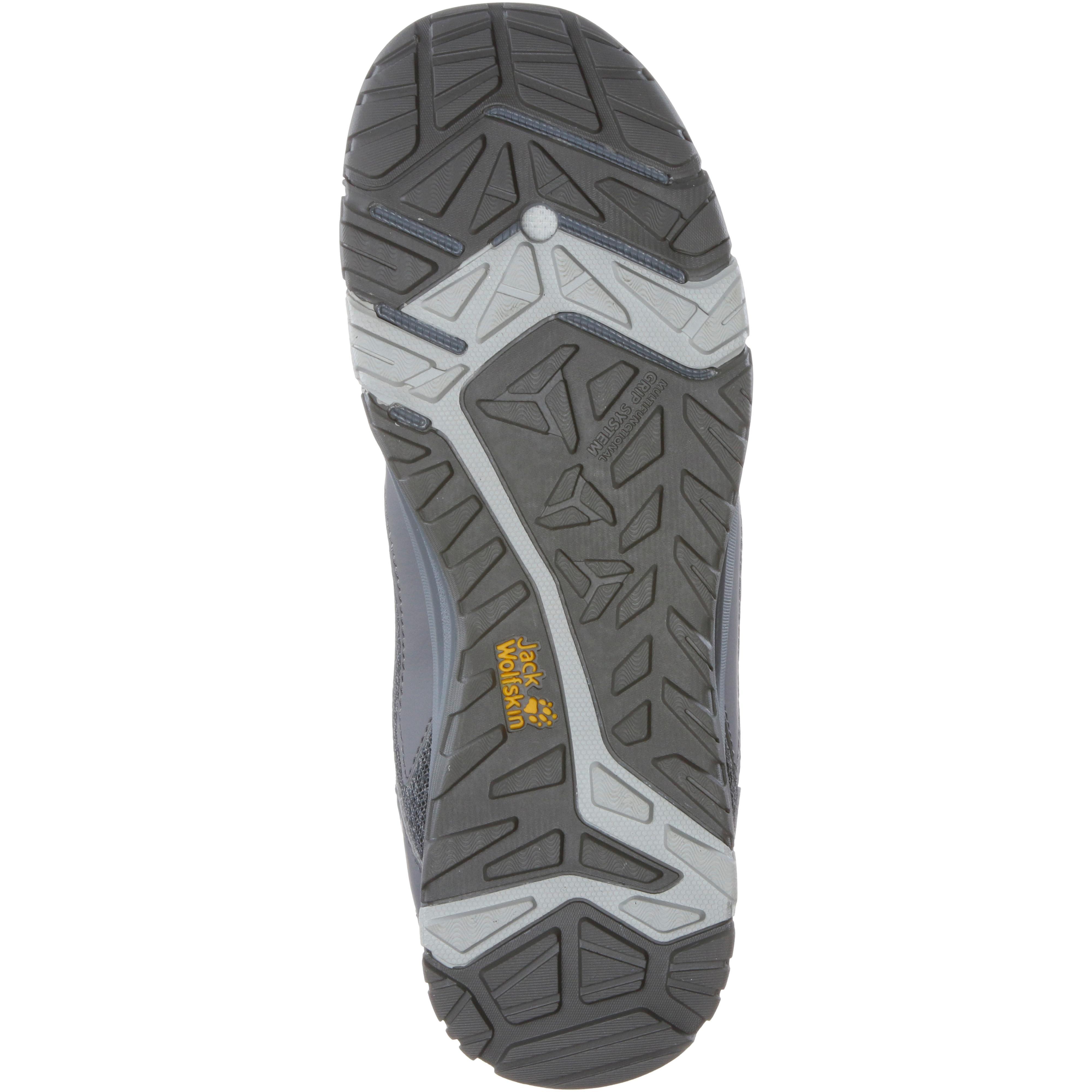 Jack Wolfskin Activate Activate Activate Low Multifunktionsschuhe Damen tarmac grau im Online Shop von SportScheck kaufen Gute Qualität beliebte Schuhe a56a72