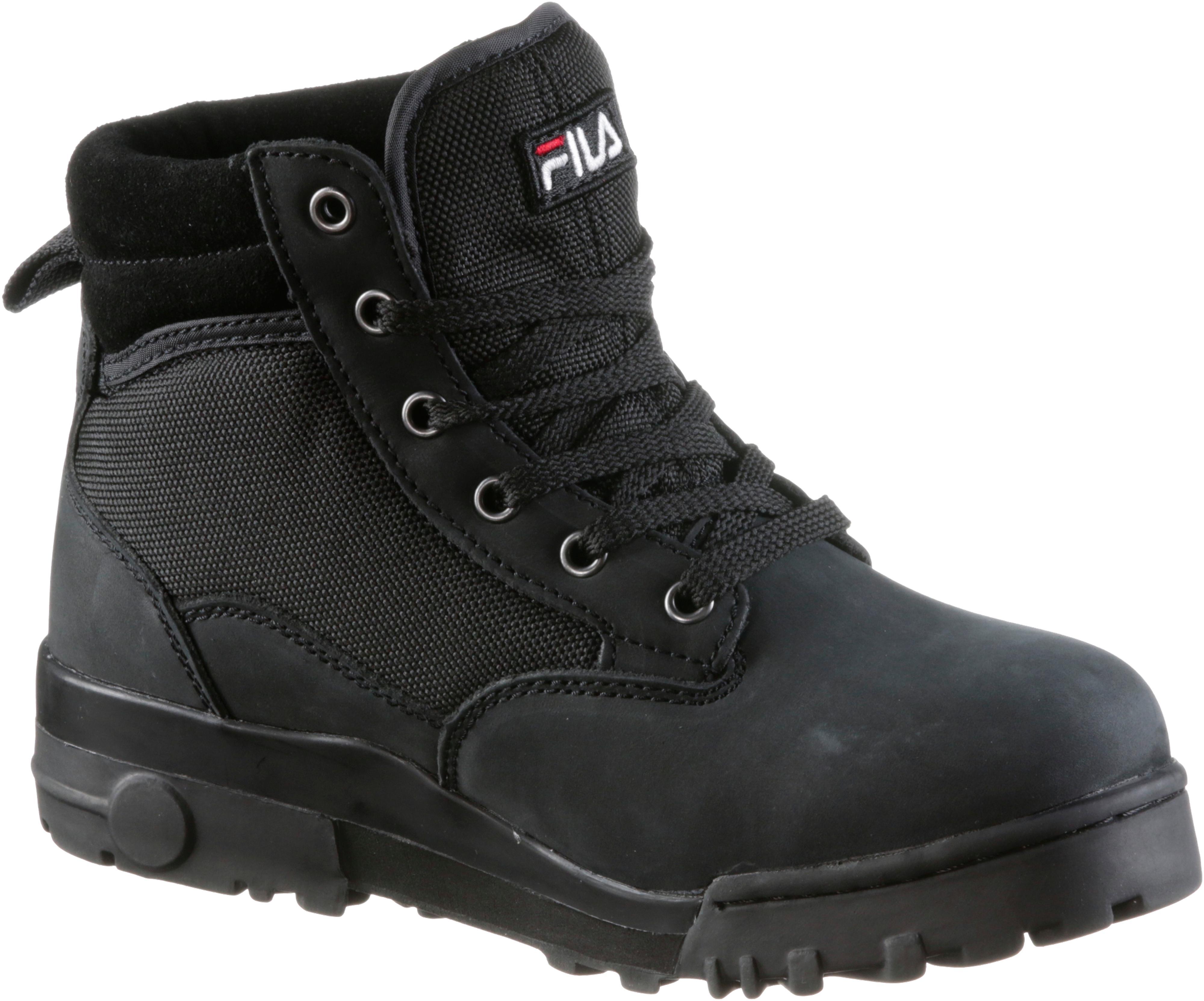 FILA Grunge Mid Stiefel Damen schwarz im Online Shop von von von SportScheck kaufen Gute Qualität beliebte Schuhe 805f2c