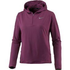 Nike Dry Element Laufhoodie Damen tea berry