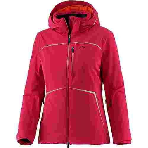 KJUS Formula Skijacke Damen persian red