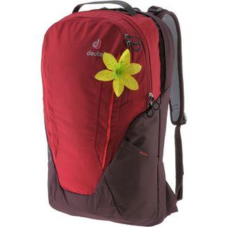 Deuter Rucksack XV 2 SL Daypack cranberry-aubergine