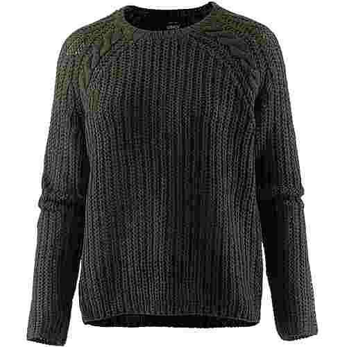 Only Strickpullover Damen peat