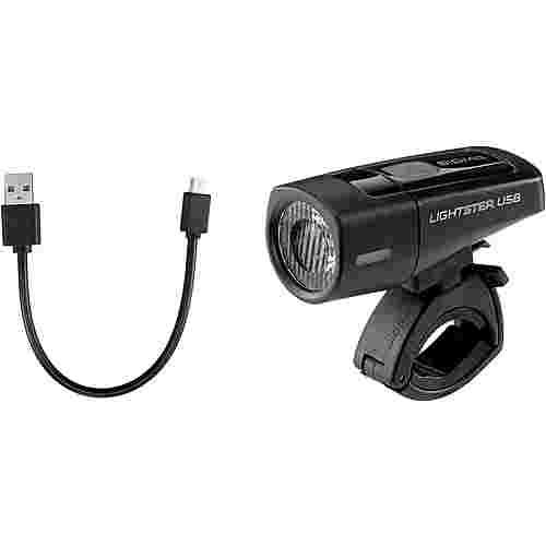 SIGMA LIGHTSTER USB Frontleuchte Fahrradbeleuchtung black