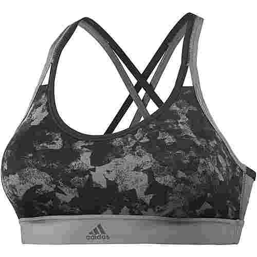 adidas All Me Sport-BH Damen grey four