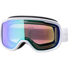 Giro Cruz Skibrille white wordmark