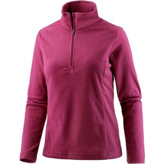 CMP Fleeceshirt Damen wine