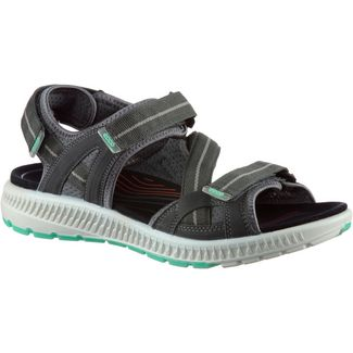 ECCO Terra Sandal Outdoorsandalen Damen dark shadow-emerald