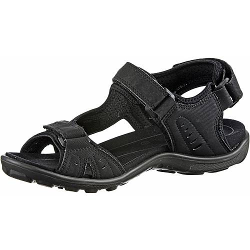 ECCO All Terrain Lite Pantoletten Damen black