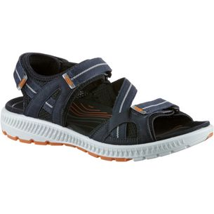 ECCO Terra Sandal Outdoorsandalen Herren true navy-orange