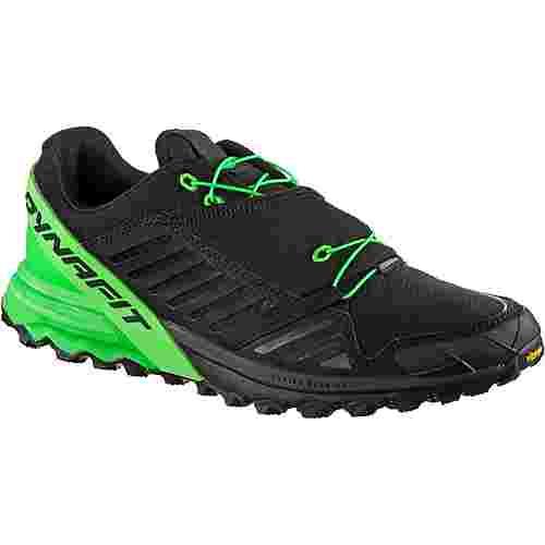 Dynafit ALPINE PRO Mountain Running Schuhe Herren black-dna green