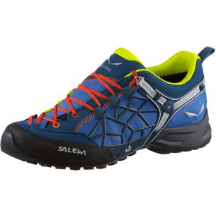 SALEWA MS WILDFIRE PRO Zustiegsschuhe Herren royal blue-holland