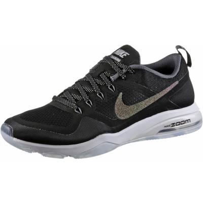Nike Fitnessschuhe Damen black-multi-color-pure platinum