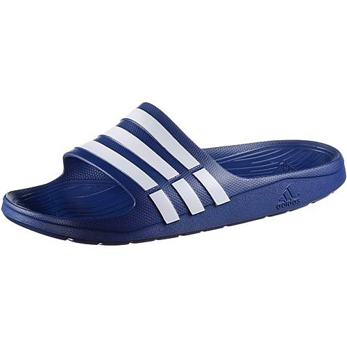adidas Duramo Slide Pantoletten power blue