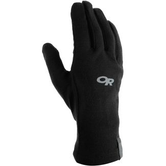 Outdoor Research Wooly Sensor Liners Outdoorhandschuhe black