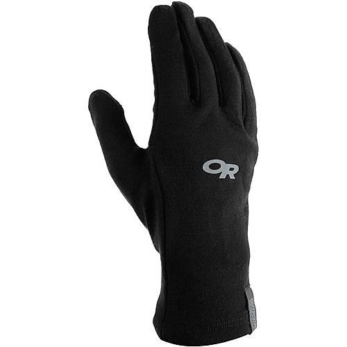 Outdoor Research Wooly Sensor Liners Outdoorhandschuhe black