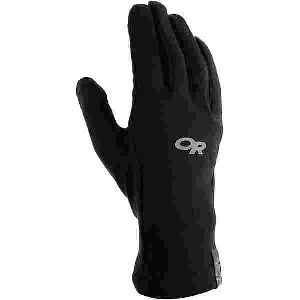 Outdoor Research Merino Wooly Sensor Liners Outdoorhandschuhe black