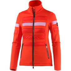 Toni Sailer Romee Fleecejacke Damen fire orange