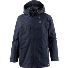 Salomon QST SNOW 2L Skijacke Herren Night Sky