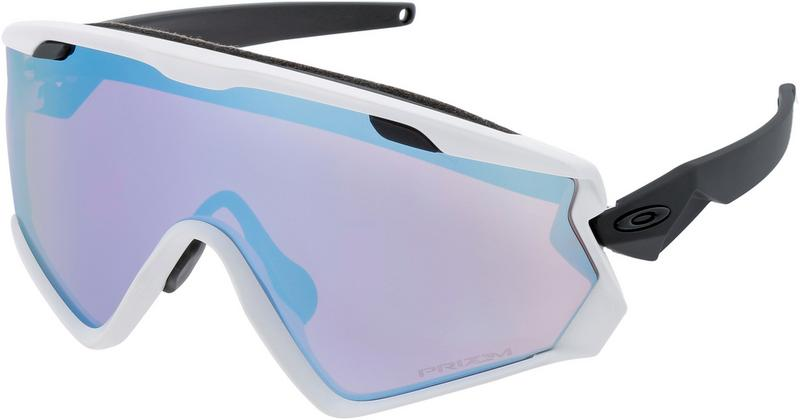 Oakley Sportbrille weiß Einheitsgröße