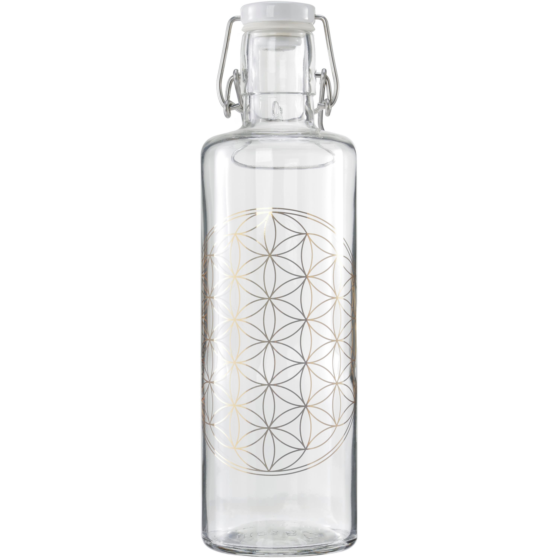 soulbottles Flower of Life Trinkflasche jetztbilligerkaufen