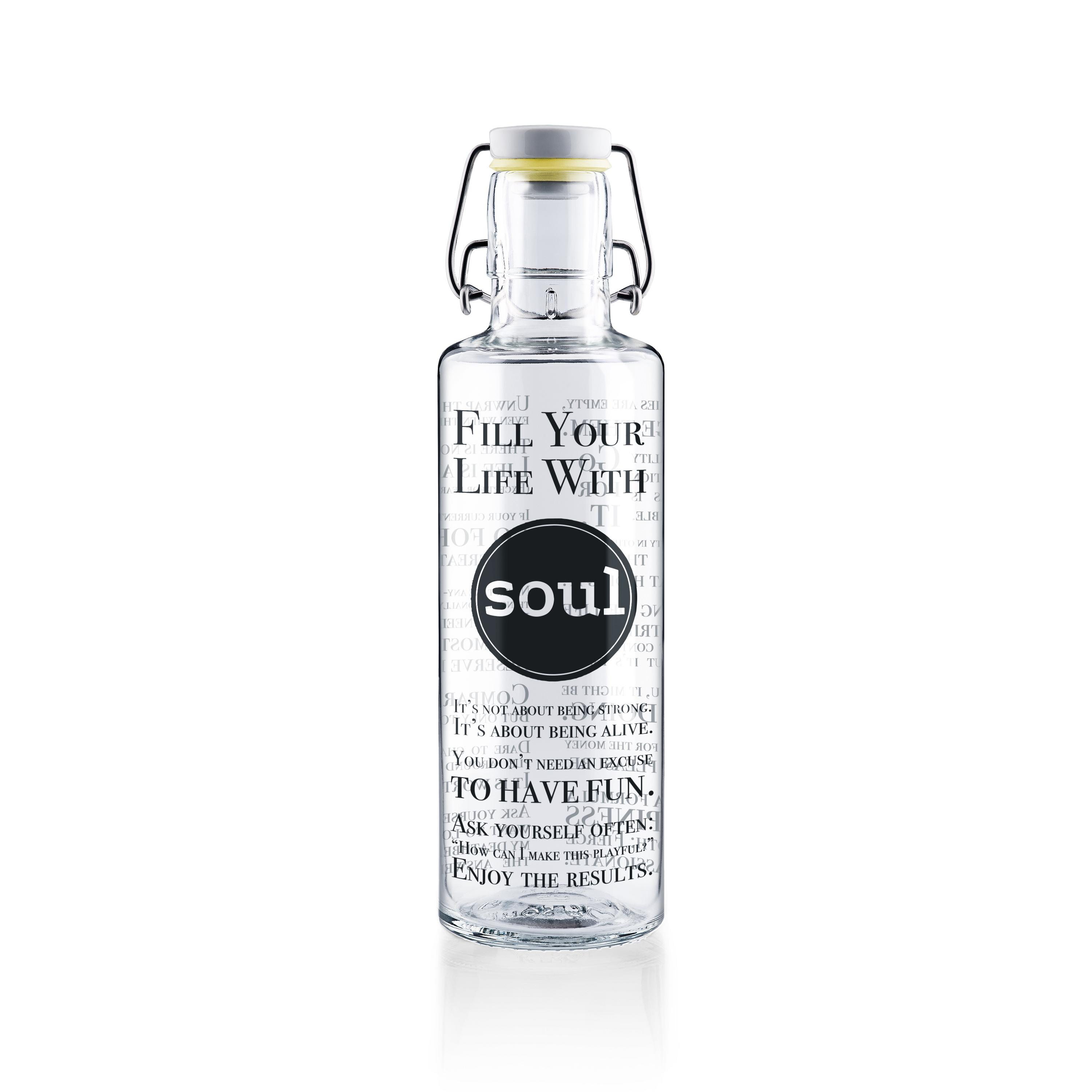 soulbottles Fill your Life with Soul Trinkflasche jetztbilligerkaufen