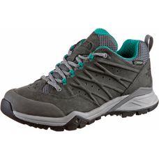 The North Face Hedgehog Hike II GTX® Wanderschuhe Damen q-silver grey-porcelain green