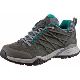 The North Face GTX® Hedgehog Hike II Wanderschuhe Damen q-silver grey-porcelain green