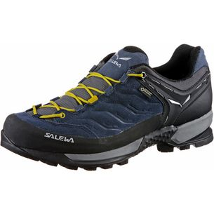 SALEWA MS MTN TRAINER GTX Zustiegsschuhe Herren night black-kamille