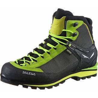 SALEWA MS CROW GTX Alpine Bergschuhe Herren cactus-sulphur spring