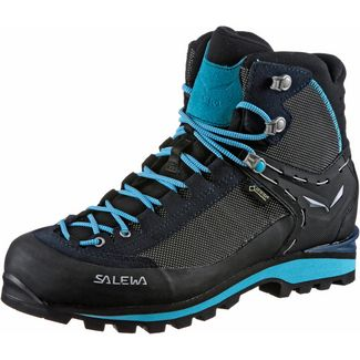 SALEWA GTX® CROW Alpine Bergschuhe Damen premium navy-ethernal blue