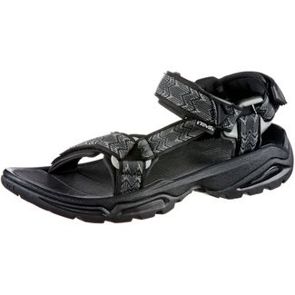 Teva Terra 4 Fi Outdoorsandalen Herren cross terra black