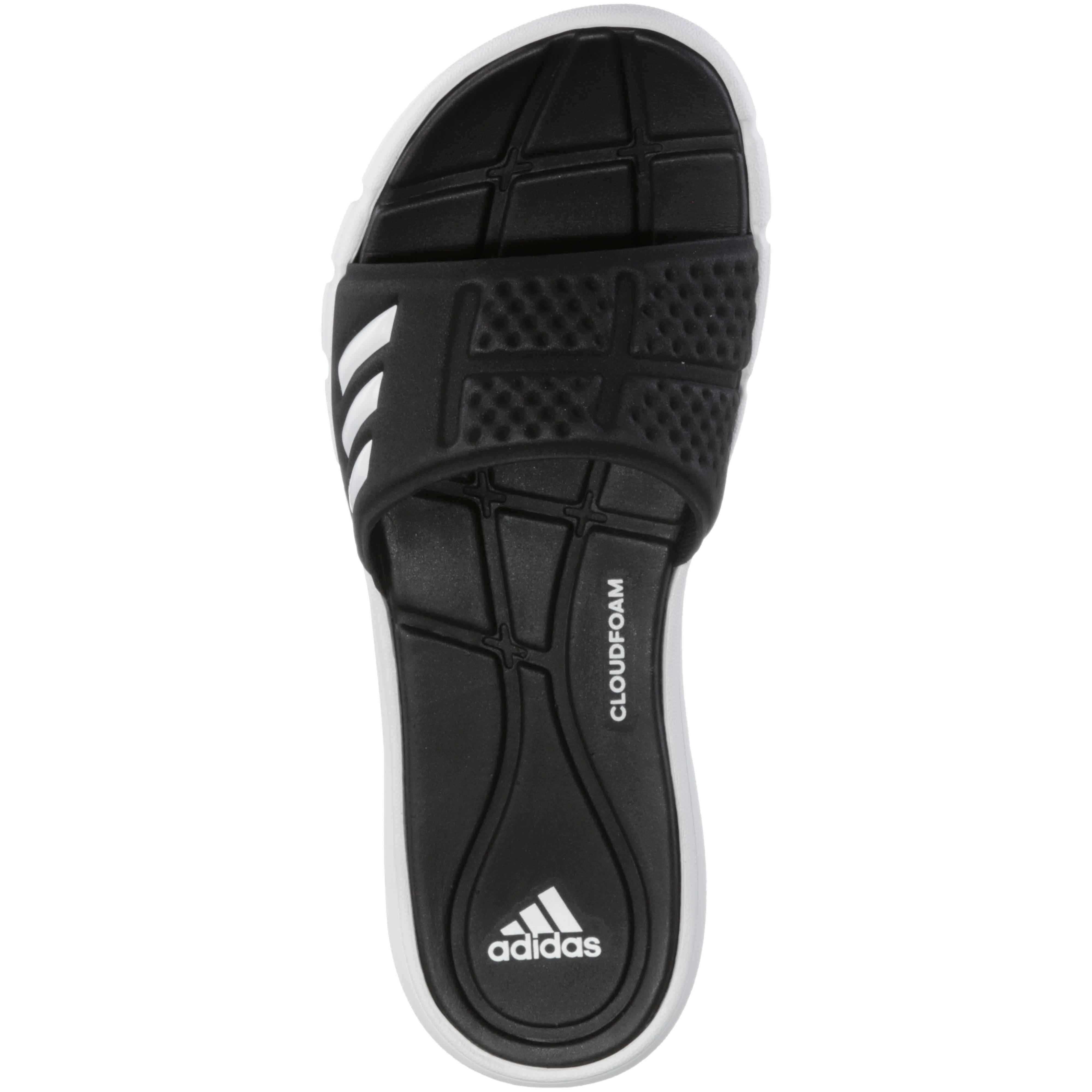 Adidas adipure Badelatschen kaufen Damen core schwarz im Online Shop von SportScheck kaufen Badelatschen Gute Qualität beliebte Schuhe eb805c