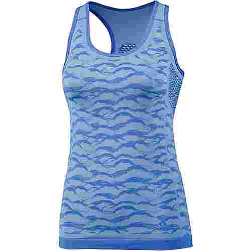 adidas Ultra Funktionstank Damen hi-res blue