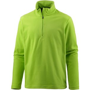 CMP Fleeceshirt Herren lime green