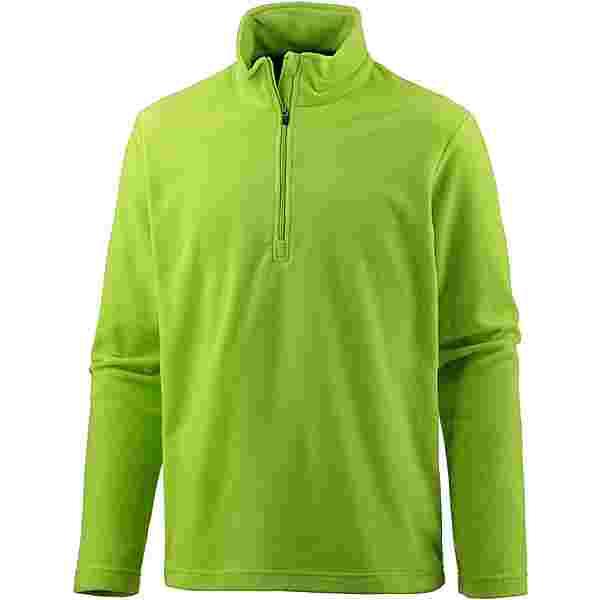 CMP Fleeceshirt Herren lime green