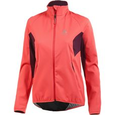 Odlo Stryn Softshelljacke Damen hot coral-pickled beet