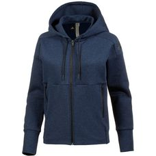 adidas ID Stadium Sweatjacke Damen stadium heather-noble indigo