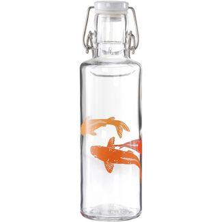 soulbottles Kois Trinkflasche orange