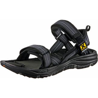 Source Gobi Outdoorsandalen Herren chess black