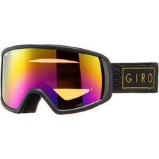 Giro Gaze Skibrille Damen black-gold bar