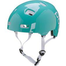 POC Crane Pure Fahrradhelm beryl green/hydrogen white