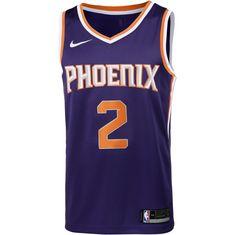 Nike ERIC BLEDSOE PHOENIX SUNS Basketball Trikot Herren NEW ORCHID/WHITE