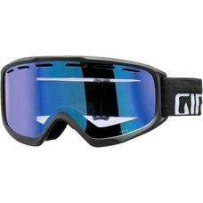 Giro Index OTG Skibrille titanium wordmark