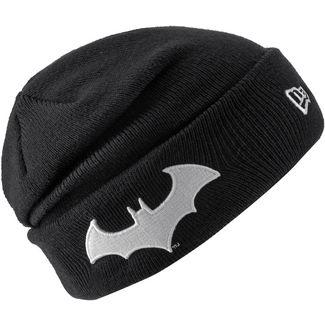 New Era Batman Beanie Kinder black